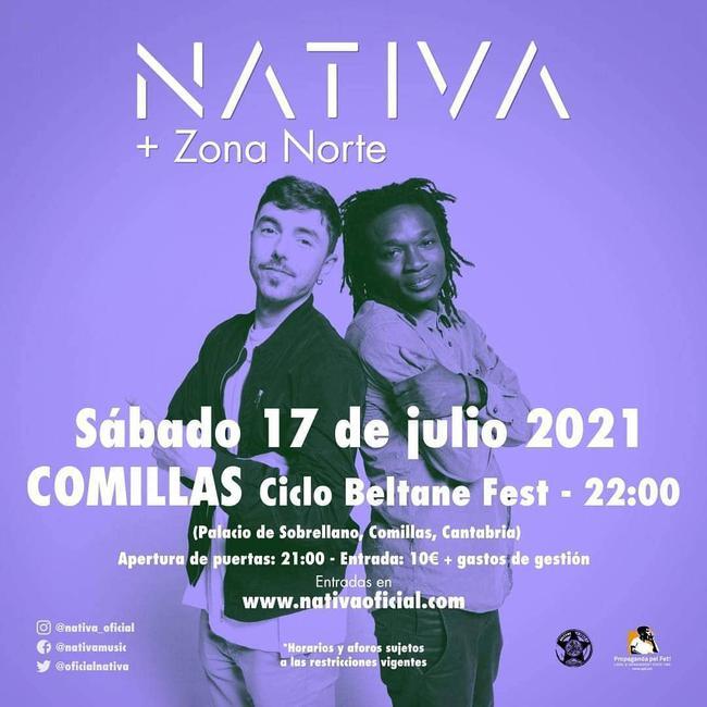 Nativa + Zona norte