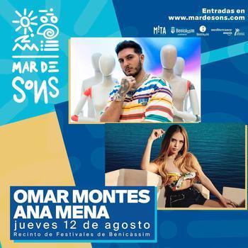 Ana Mena + Omar Montes