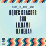 Barraques Sitges - 16/08