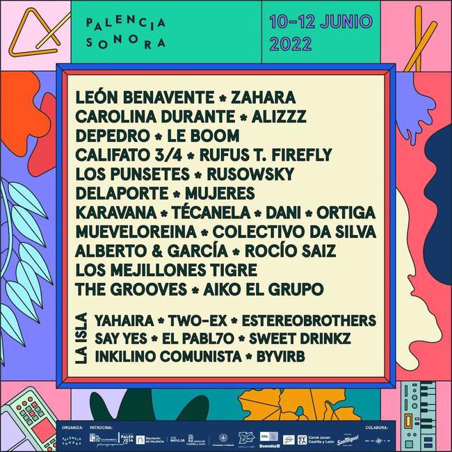 Palencia Sonora 2020
