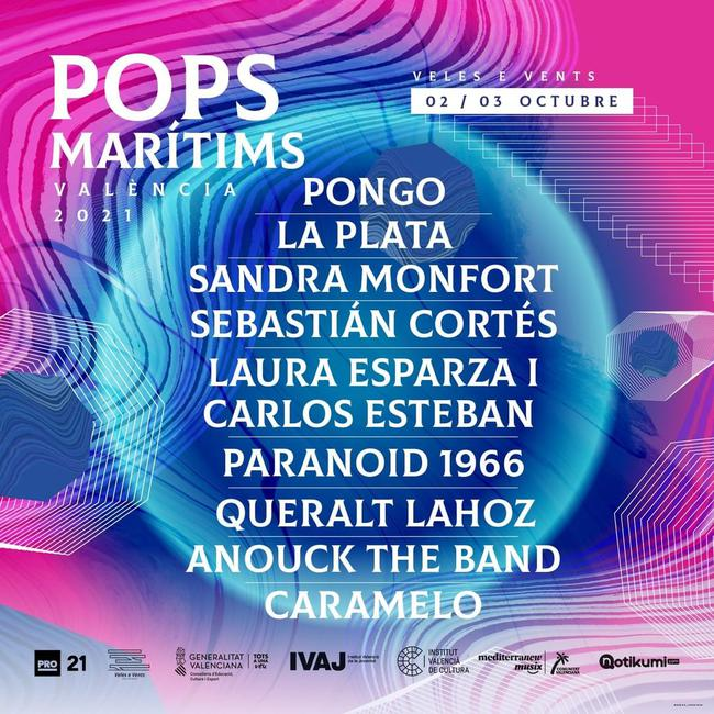 Pops Marítims 2021