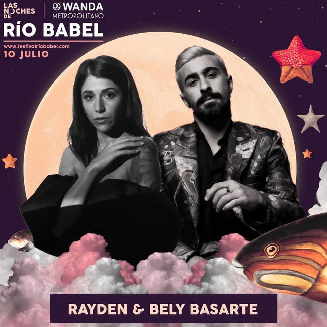 Rayden + Bely Basarte