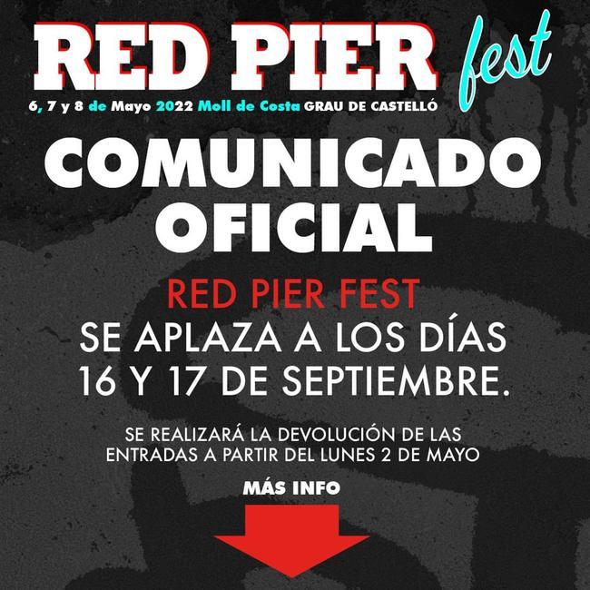 Red Pier Fest 2022