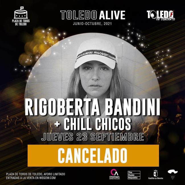 Rigoberta Bandini + Chill Chicos