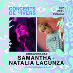 Samantha + Natalia Lacunza