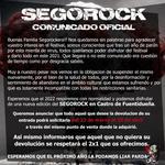 VI Segorock