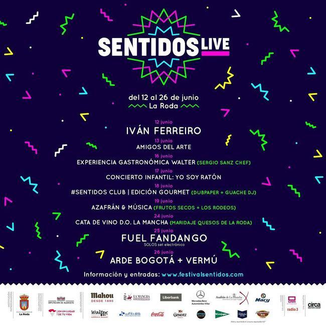 Sentidos Live 2021