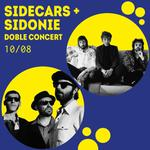 Sidecars + Sidonie