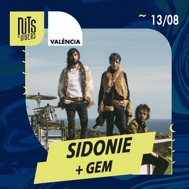 Sidonie + GEM