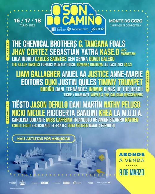O Son Do Camiño 2020