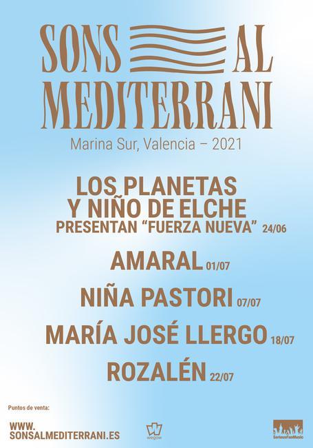 Sons al Mediterrani 2021
