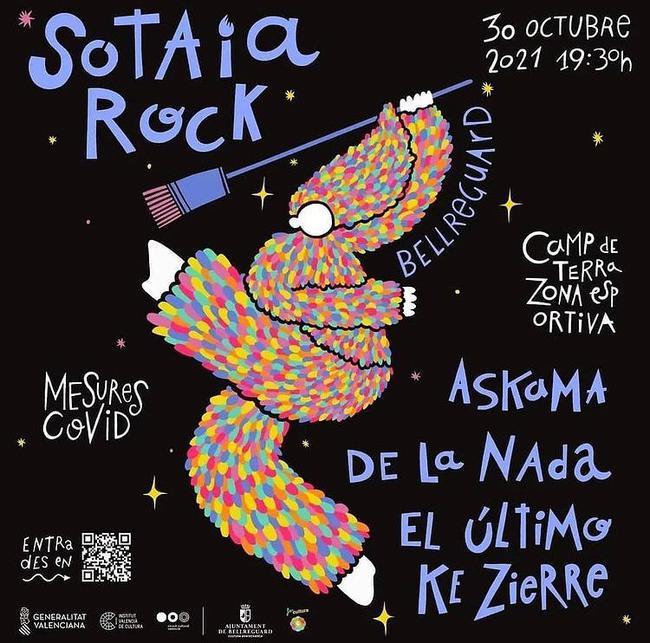 Sotaia Rock 2021