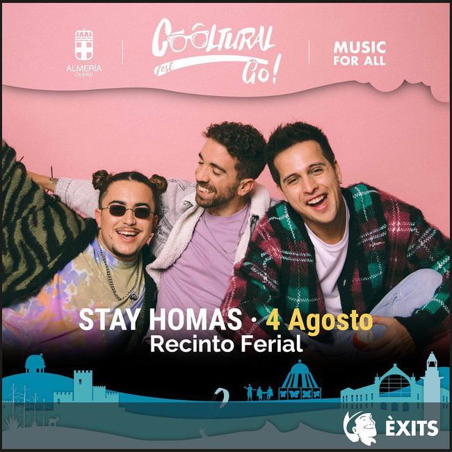 Stay Homas + Lu&Cía
