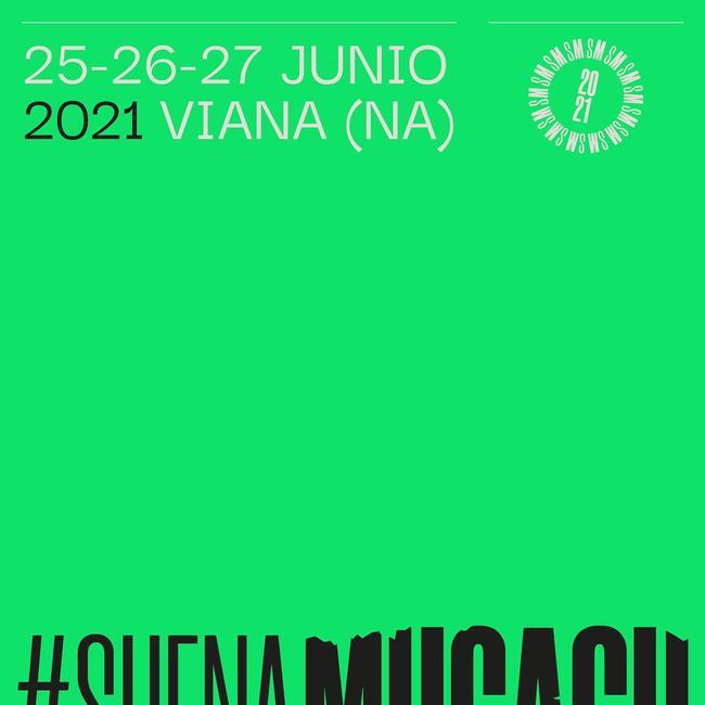 #SuenaMUGACU 2021