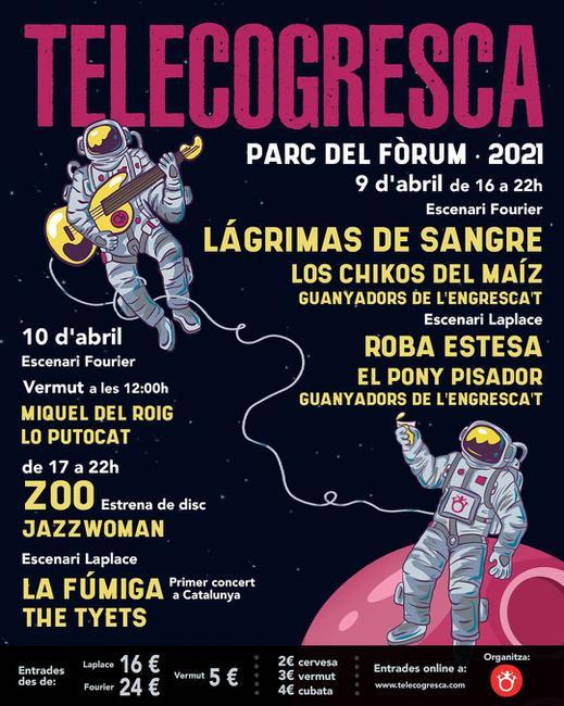 Telecogresca 2021