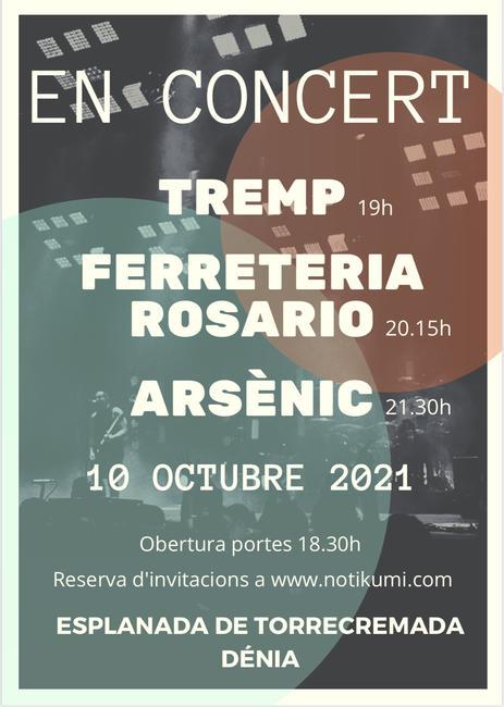 Tremp + Ferreteria Rosario + Arsènic