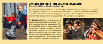 The tyets + The Goliards Collective
