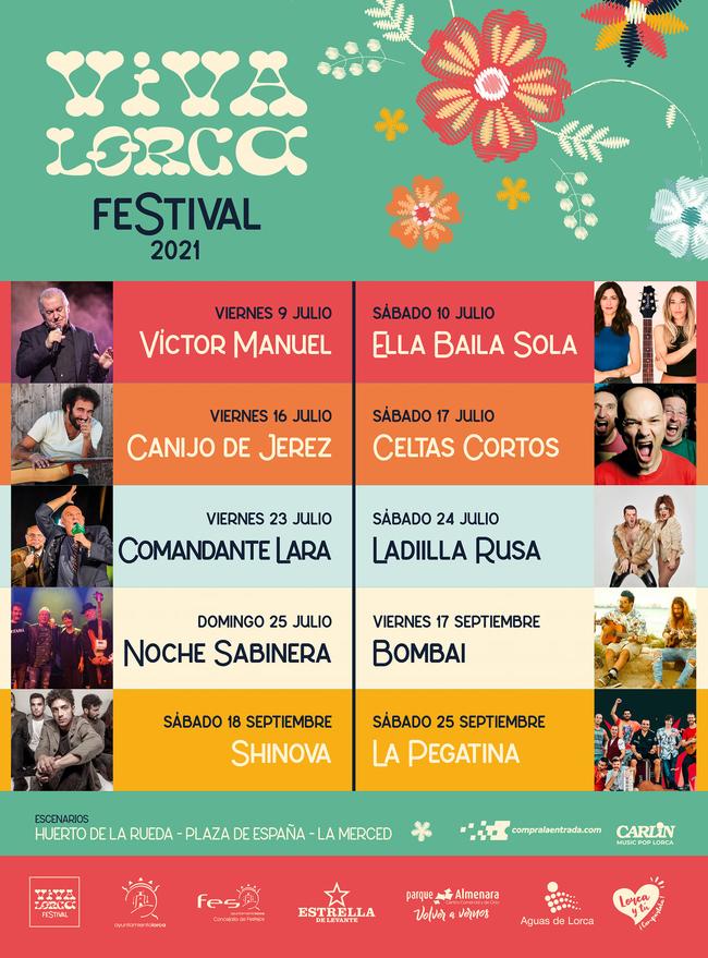 Viva Lorca Festival 2021