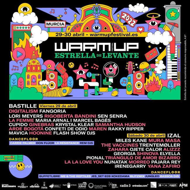 Warmup Festival 2022