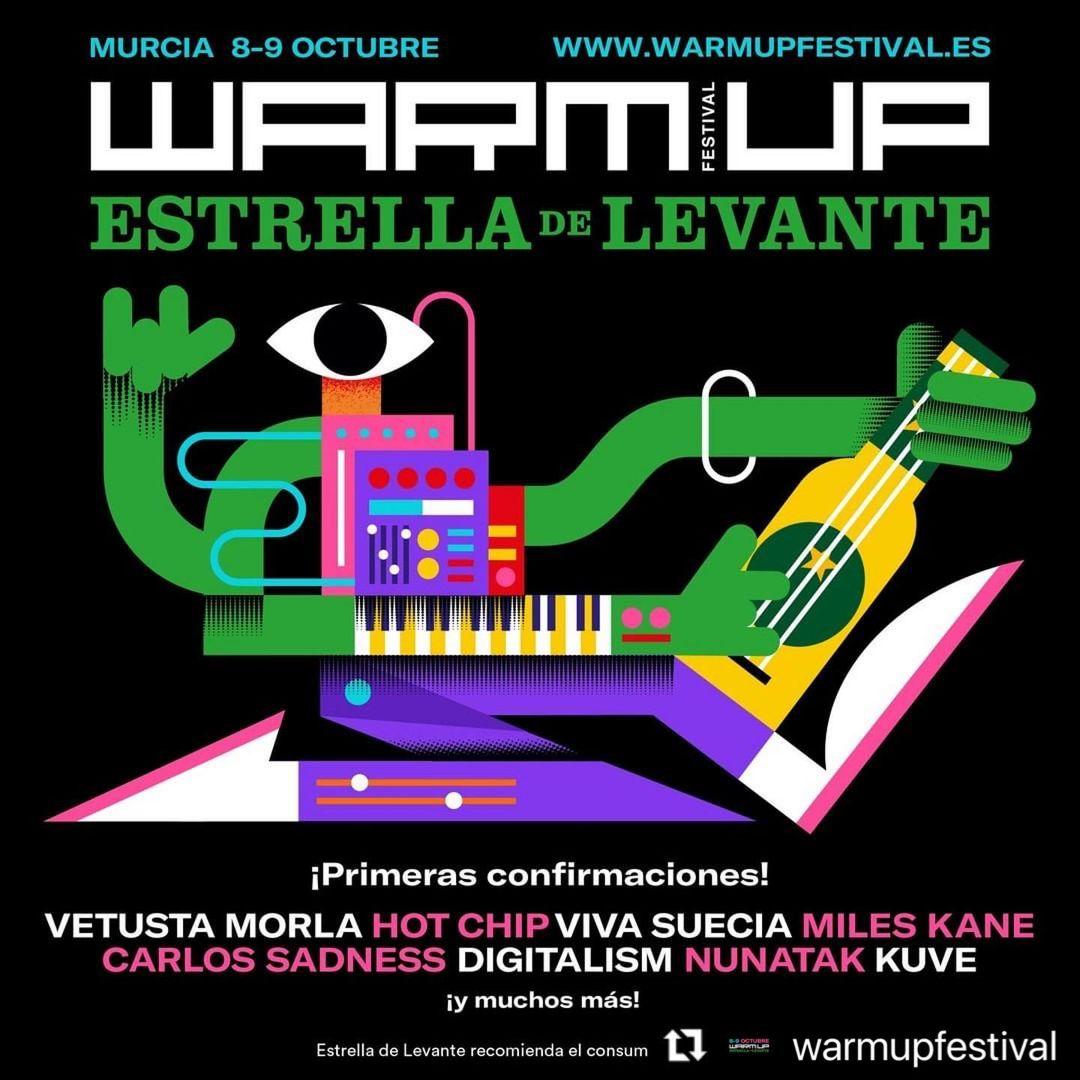 Warmup Festival 2020
