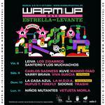 Carlos Sadness + Viva suecia + Varry Brava + Mando Diao