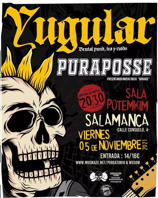 Yugular + Puraposse