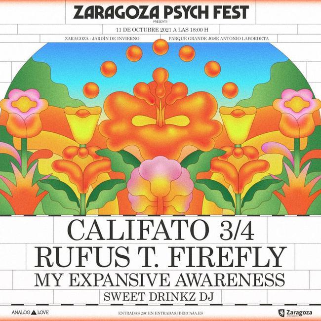 Zaragoza Psych Fest 2021