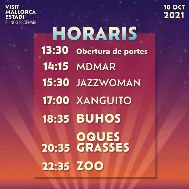 ZOO + Buhos + Jazzwoman + Xanguito